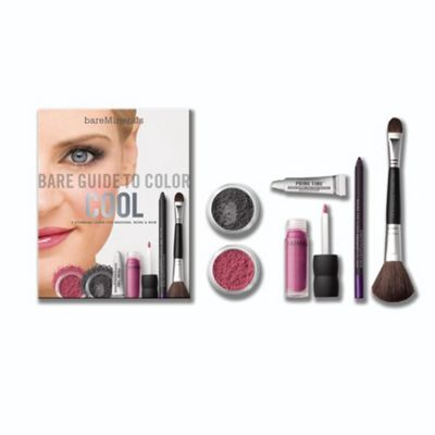 bareMinerals Bare Guide To Color: Cool Gift Set