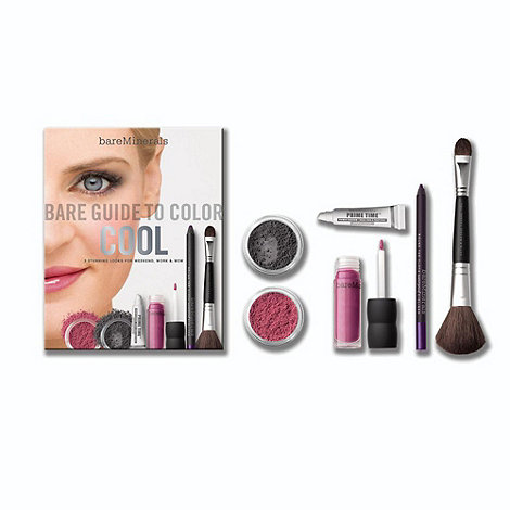 bareMinerals - Bare guide to colour: cool gift set