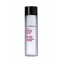 bareMinerals - Waterproof eye makeup remover 120ml