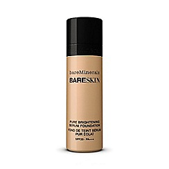 bareMinerals - 'bareSkin' SPF 20 pure brightening serum foundation