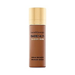 bareMinerals - 'Bareskin' sheer sun serum bronzer 30ml