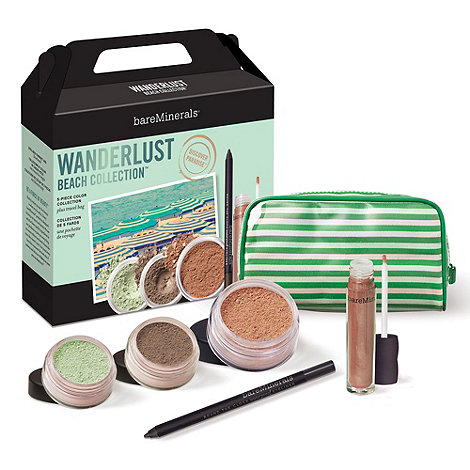 bareMinerals - The Beach Collection: Discover Paradise Gift Set