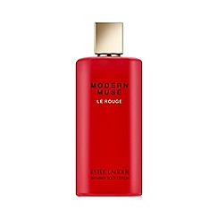 Estée Lauder - Modern Muse Le Rouge shimmer body lotion 200ml