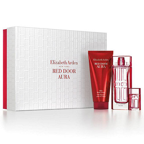 Elizabeth Arden - Red Door Aura 50ml Eau de Toilette Gift Set