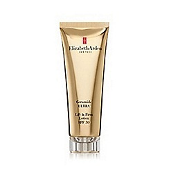 Elizabeth Arden - 'Ceramide' SPF 30 PA++ lift and firm day lotion 50ml