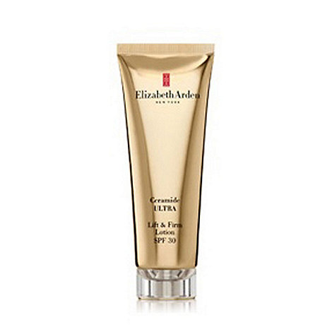 Elizabeth Arden - +Ceramide+ SPF 30 PA++ lift and firm day lotion 50ml