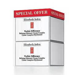 Elizabeth Arden - Special Offer Visible Difference Refining Moisture Cream Complex Duo 2 x 75ml