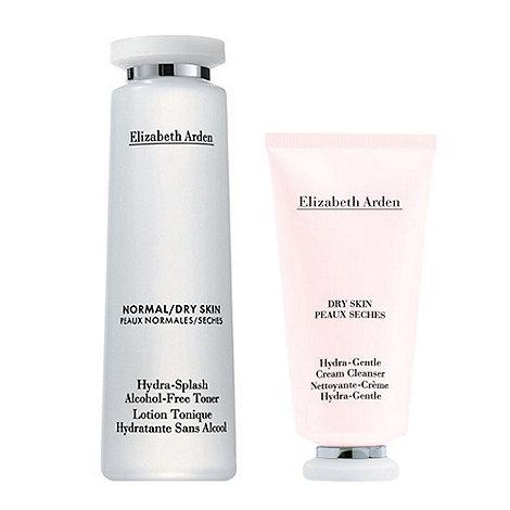 Elizabeth Arden - Elizabeth Arden Hydra-Gentle Cream Cleanser & Hydra-Splash Alcohol-Free Toner Bundle
