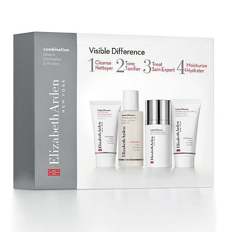 Elizabeth Arden - +Visible Difference+ skincare gift set