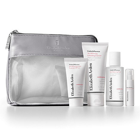 Elizabeth Arden - Visible Difference Skin Balancing Starter Kit Gift Set