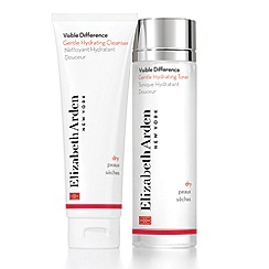 Elizabeth Arden - Visible Difference Gentle Hydrating Cleanser & Toner Duo