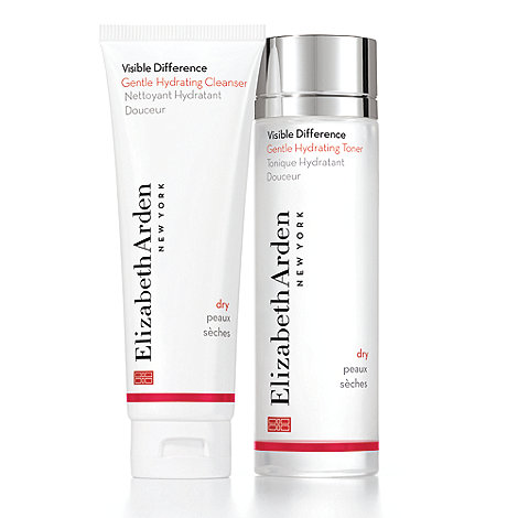 Elizabeth Arden - +Visible Difference+ cleanser and toner duo
