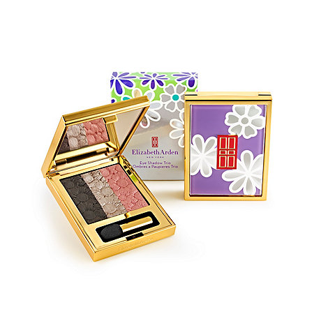Elizabeth Arden - Limited Edition Eye Shadow Trio in Violet Bloom