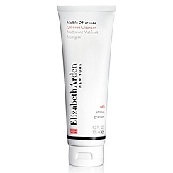 Elizabeth Arden - Visible Difference Oil Free Cleanser 125ml