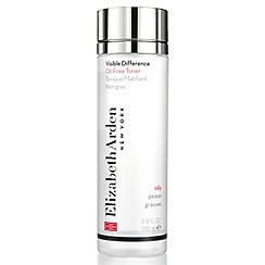 Elizabeth Arden - Visible Difference Oil Free Toner 200ml