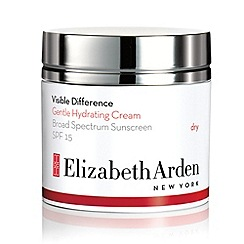 Elizabeth Arden - Visible Difference Gentle Hydrating Cream SPF 15 50ml