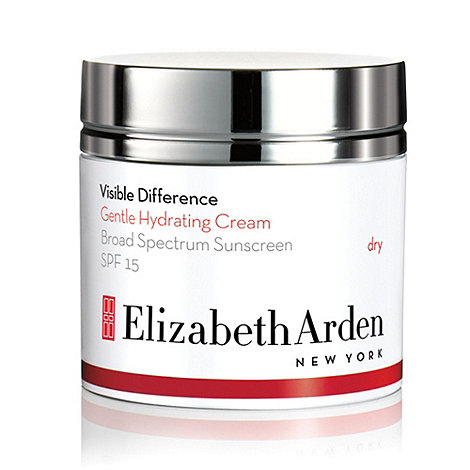 Elizabeth Arden - +Visible Difference+ SPF 15 gentle hydrating cream 50ml