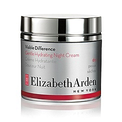 Elizabeth Arden - 'Visible Difference' gentle hydrating night cream 50ml