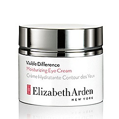 Elizabeth Arden - 'Visible Difference' moisturising eye cream 15ml
