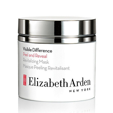 Elizabeth Arden - +Visible Difference+ peel and reveal revitalising mask 50ml