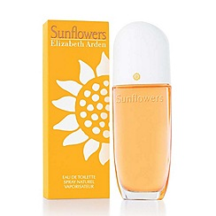 Elizabeth Arden - Sunflowers 100ml Eau De Toilette spray