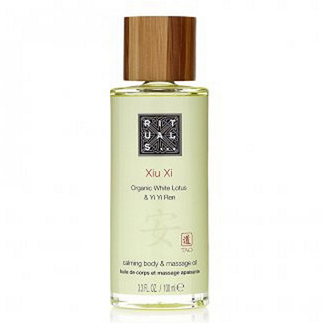 Rituals - Xiu Xi calming body & massage oil 100ml