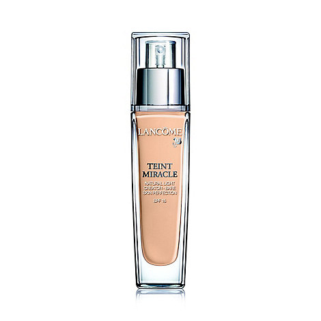 Lancôme - Teint Miracle liquid foundation