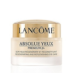 Lancôme - 'Absolue Premium βx' regenerating and replenishing eye care cream 20ml