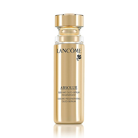 Lancôme - +Absolue+ sublime regenerating oleo serum 30ml