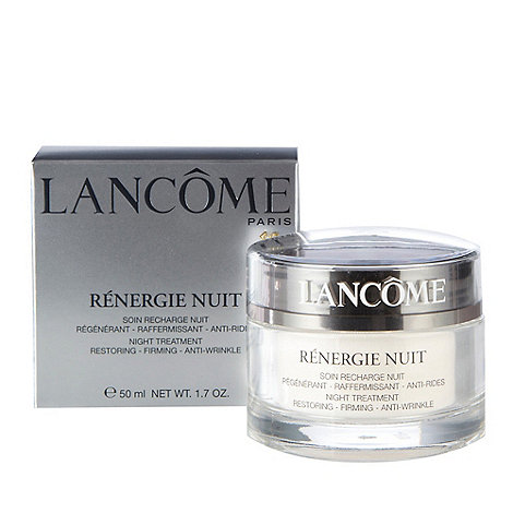 Lancôme - +Rénergie+ night cream 50ml