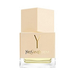 Yves Saint Laurent - Y 80ml Eau De Toilette Spray