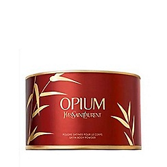 Yves Saint Laurent - Opium Satin Body Powder 100g