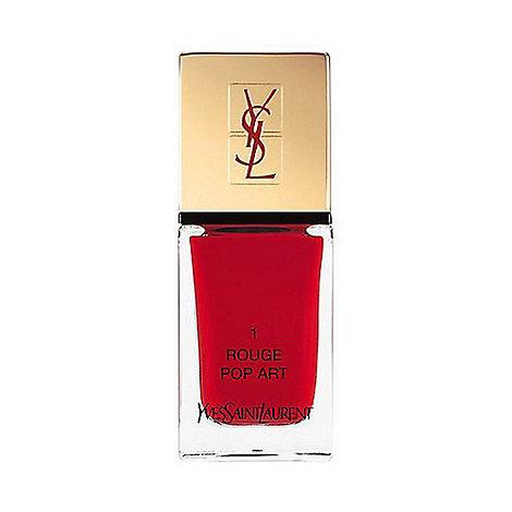 Yves Saint Laurent - +La Laque Couture+ nail polish 10ml