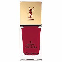 Yves Saint Laurent - La Laque Couture in 45 Piment d'ailleurs 10ml