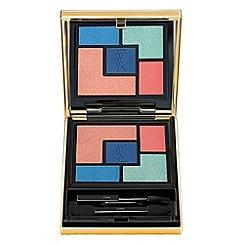 Yves Saint Laurent - Summer Look 2014 Couture Palette Collector Bleus Lumière