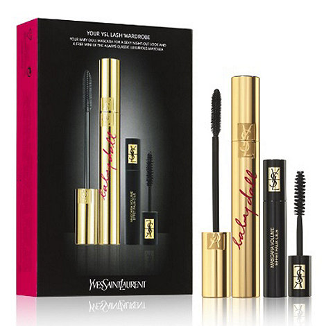 Yves Saint Laurent - Your Lash Wardrobe Gift Set