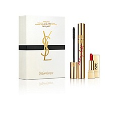 Yves Saint Laurent - Babydoll Mascara and Mini Rouge Pur Couture gift set
