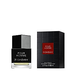 Yves Saint Laurent - Pour Homme 80ml Eau De Toilette Spray