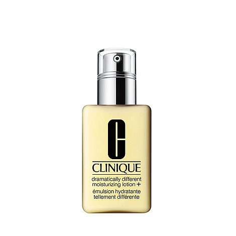 Clinique - Dramatically Different Moisturizing Lotion+ 125ml with Pump