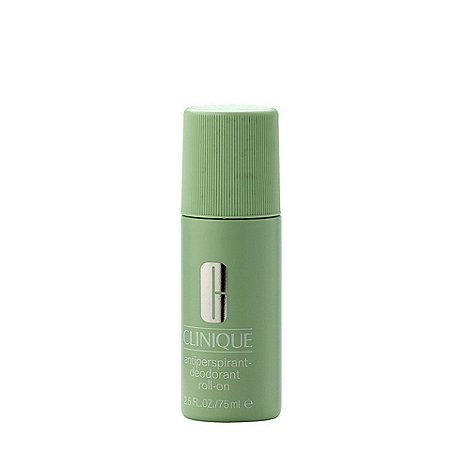 Clinique - Roll on antiperspirant deodorant