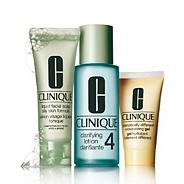 Clinique 3-Step introduction kit skin type 4 gift set