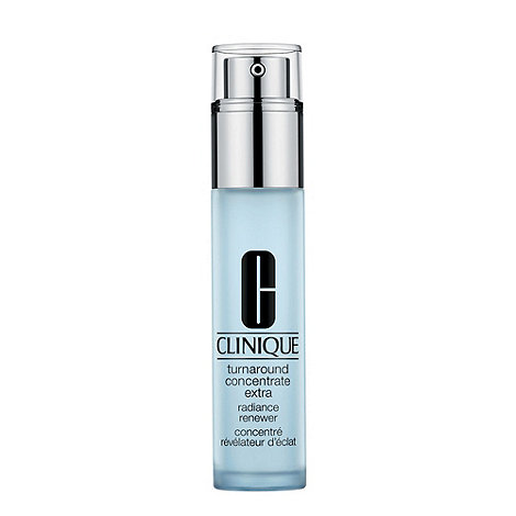 Clinique - +Turnaround+ radiance renewed concentrate serum 30ml