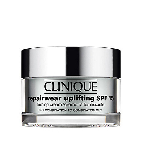 Clinique - +Repairwear+ SPF 15 uplifting firming cream 50ml