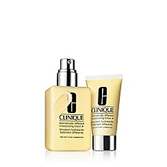 Clinique - Limited edition 'Big Genius Little Genius' skin care gift set