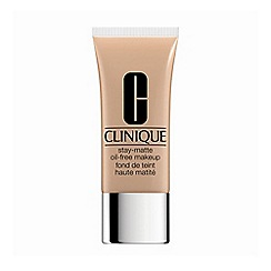 Clinique - Stay-Matte Oil-Free Make-Up