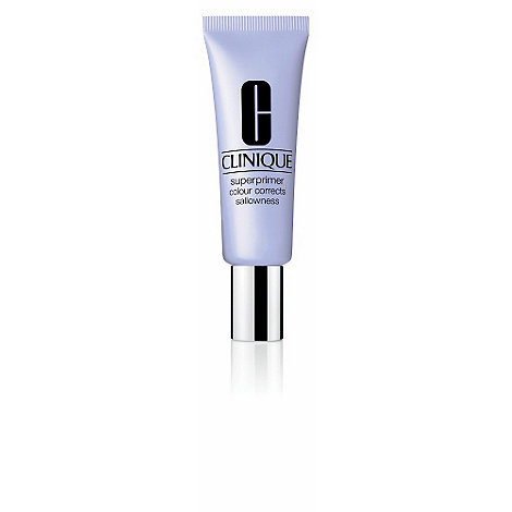Clinique - +Superprimer+ face primer colour corrects sallowness 30ml