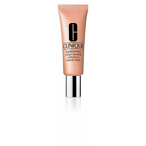 Clinique - +Superprimer+ face primer colour corrects dullness in deeper skins 30ml