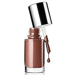 Clinique - 16 Shades of Beige: A Different Nail Enamel For Sensitive Skin 9ml in 07 Chocolate on my pillow