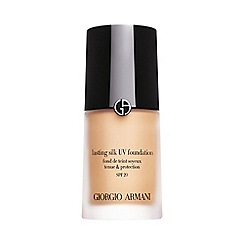 ARMANI - 'Giorgio Armani Lasting Silk UV' liquid foundation 30ml