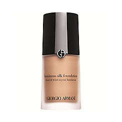 ARMANI - 'Giorgio Armani Luminous Silk' liquid foundation 30ml
